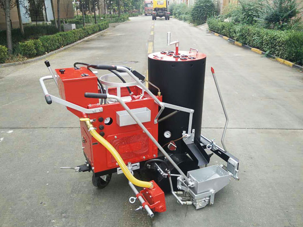 DY-SPT Thermoplastic Road Marking Machine