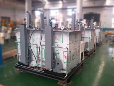 DY-VHDP Double-cylinder Pre-heater