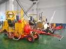 DY-MTS Medium-size Thermoplastic Spraying Road Marking Machine