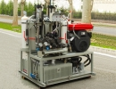 DY-TMAL-I(A/B) Air Spray Cold Paint Road Marking Machine