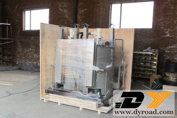 DY-VHDP model paint preheater
