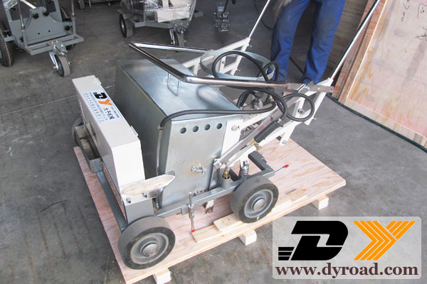 DY-HPTP Road Marking Machine Export to Philippine