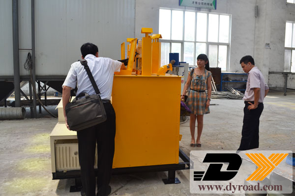 Vietnam-customer-check-the-paint-preheater